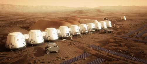 Les astronautes habiteront des Outpost Alpha sur la planète Mars