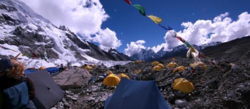 Los dos escaladores muertos pertenecían a la misma expedición