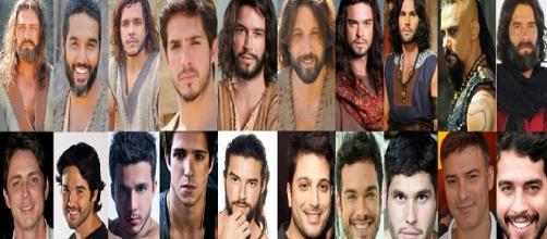 Os 10 atores mais bonitos da novela 'Os Dez Mandamentos'