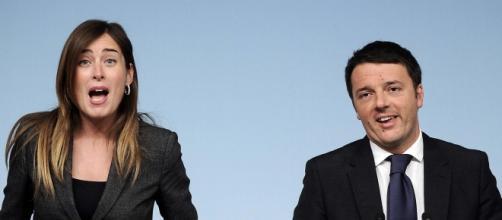 Renzi difende il ministro Boschi dopo le dichiarazioni sui partigiani