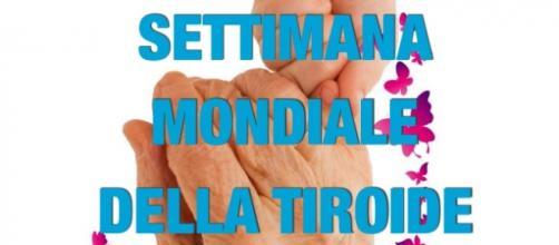 Settimana Mondiale della Tiroide 2016, esami TSH gratuiti