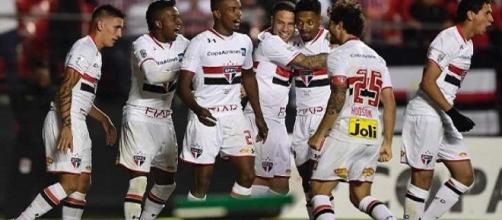 Time do São Paulo Esporte Clube.