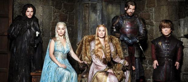A série 'Game of Thrones' faz sucesso no mundo inteiro