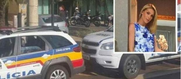 Ana Hickmann foi vítima de atentado - Foto/Reprodução