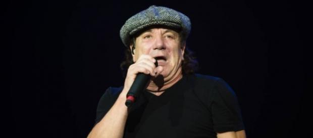 Brian Johnson, 68 anos; vocalista do AC/DC durante 36 anos