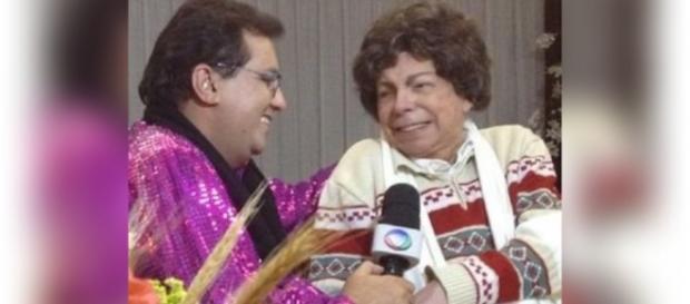 Geraldo Luís apresenta matéria exclusiva com Cauby Peixoto