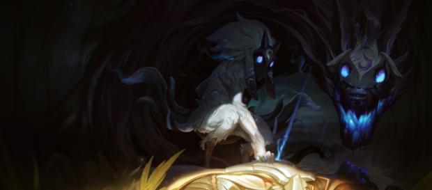 Kindred, campeón de League of Legends