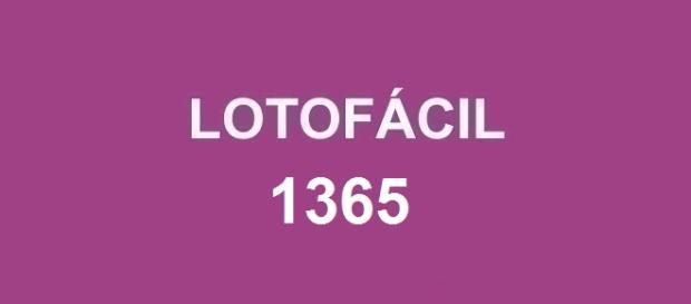 Resultado da Lotofácil 1365: sorteio a ser realizado nessa segunda-feira (23); Prêmio de R$ 1,7 milhão.