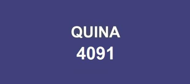 Resultado da Quina 4091 com prêmio de R$ 3,9 milhões; Sorteio será realizado nessa segunda-feira.