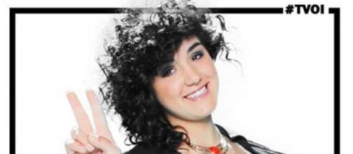 Alice Paba vincitore del talent The Voice of Italy