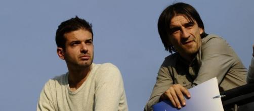 Andrea Stramaccioni e Ivan Juric.