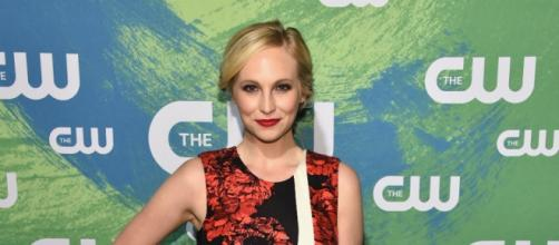 Candice King, The Vampire Diaries 8