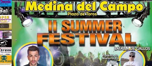 Cartel promocional del II Summer Festival