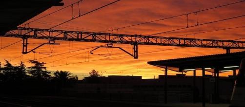 El amanecer, ese sol despertino que se levanta temprano.