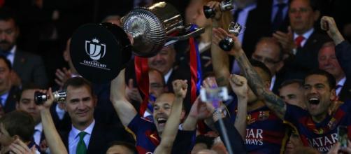 El FC Barcelona se coronó campeón de la Copa del Rey