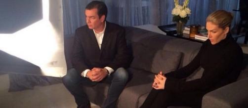 Entrevista de Ana Hickmann para o 'Domingo Espetacular'