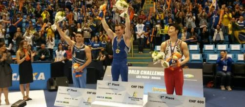 Molinari y Córdoba se subieron al podio en la World Challenge