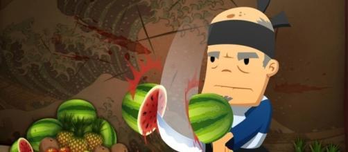 Fruit Ninja: il famoso videogioco per Smartphone