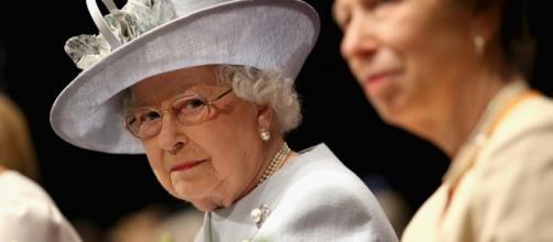 La regina Elisabetta in un recente incontro.