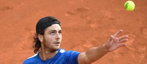 Marco Trungelliti, 116 del ránking mundial, dio el primer gran batacazo sobre el polvo de ladrillo de Roland Garros