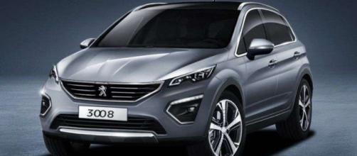 Nuova Peugeot 3008, con quadro strumenti digitale hi-tech
