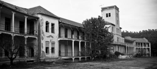 sierra espuña sanatorio,exteriores