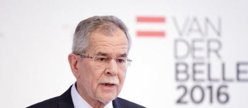 Van Der Bellen, il nuovo presidente austriaco