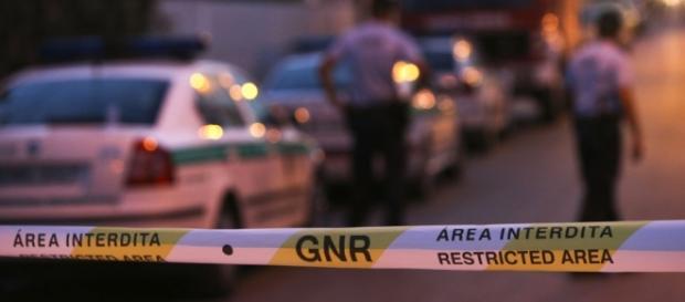 A GNR montou um cerco policial que se prolongou por horas