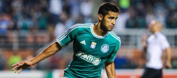 Alan Kardec, jogador do São Paulo, recebeu sondagem para voltar