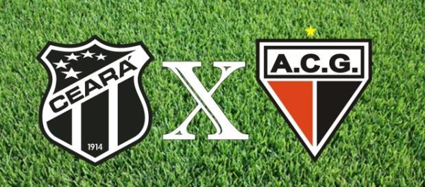 Ceará x Atlético-GO na TV e online