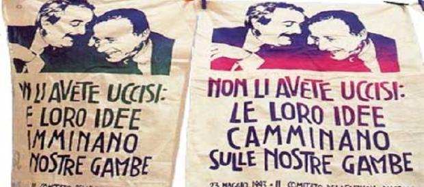 Falcone e Borsellino, nel 24esimo anniversario delle stragi un coro italiano per dire no alla mafia.
