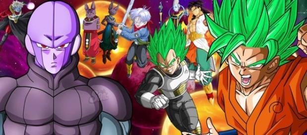 Goku, Vegeta, Hit, Trunks y mas personajes en futuras sagas.