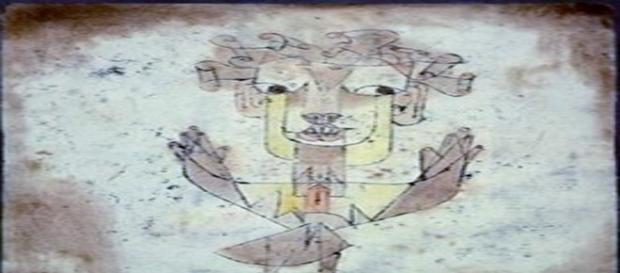 L'Angelus Novus de Paul Klee 1920