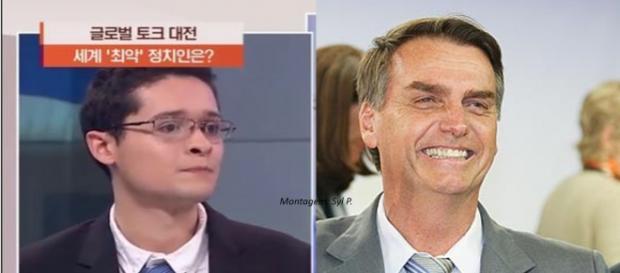 Leonardo admira o jeito autêntico e corajoso de Jair Bolsonaro
