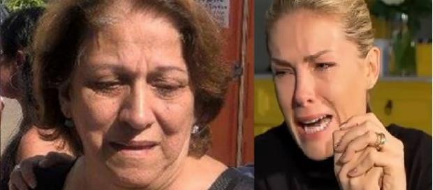 Mãe de atirador lamenta morte do filho