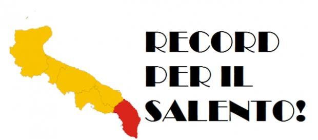 Nuovo record per la città di Lecce.