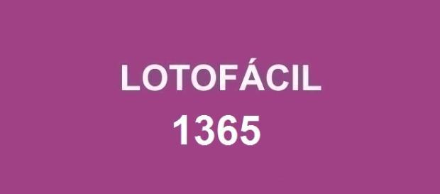 Prêmio de R$ 1.700.000,00 sorteado! Resultado da Lotofácil 1365 divulgado nessa segunda-feira (23).