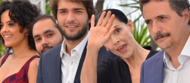 Sônia Braga - Foto/Reprodução: Cannes