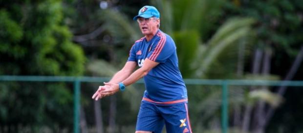 Técnico acredita que o time do Sport precisa de confiança