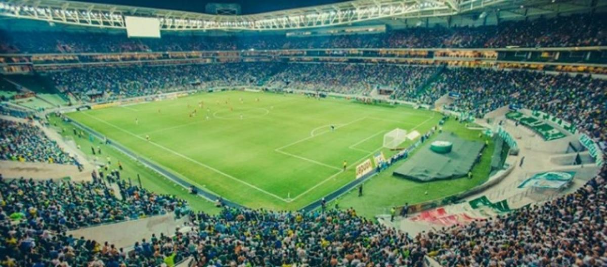 68960a1e09 CBF confirma mudança e Palmeiras fica sem Arena pela quinta vez na temporada