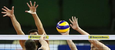 Vôlei é esperança de medalha para o Brasil