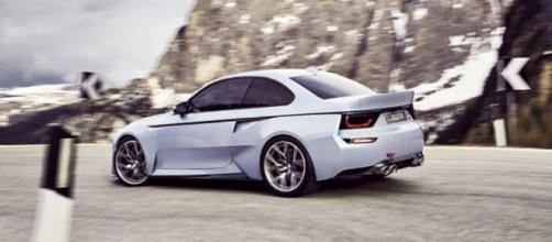 BMW 2002 Hommage, omaggio al modello Turbo