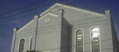 Foto panorâmica da Congregação da Vila Guilhermina