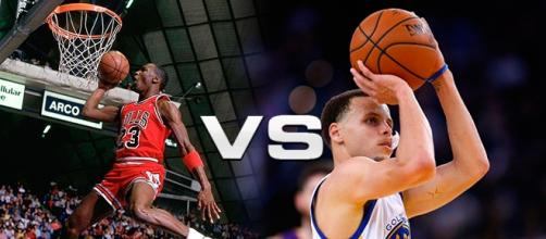 Las 10 razones por las que Stephen Curry nunca sera mejor que Jordan
