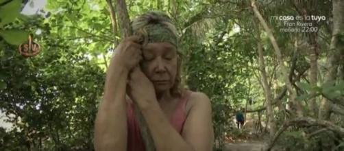 Mila Ximénez y el trato de favor de sus compañeros de Telecinco