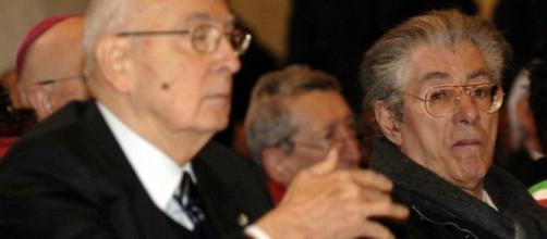Napolitano critica la Lega Nord, che replica annunciando una querela
