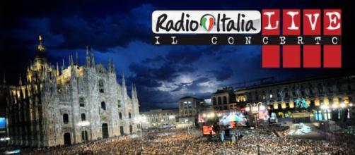 Radio Italia Live, il concerto gratuito a Milano: 8 e 9 giugno 2016