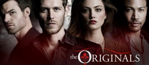The Originals quarta stagione.