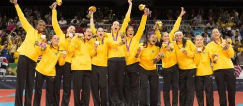 vôlei feminino dos Jogos Olímpicos do Rio 2016