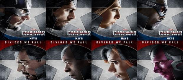 'Capitán América: Civil War' rompe una nueva marca fuera de los Estados Unidos